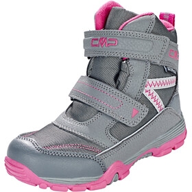 CMP Campagnolo Pyry WP Snow Boots Kinder argento